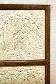 画像5: 輸入雑貨 デメテル トリスウォールデコ Covent Garden コベントガーデン BC-09 壁掛け 壁飾り フレーム タイル ウッド シャビーシック アンティーク風 ナチュラル フレンチ (5)