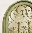 画像4: 輸入家具 シャルル ミラーパネル Covent Garden BG-47 ミラー 壁掛け アーチ窓 アンティーク風 (4)