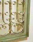 画像5: 輸入家具 シャルル ミラーパネル Covent Garden BG-47 ミラー 壁掛け アーチ窓 アンティーク風 (5)