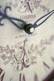 画像4: 輸入雑貨 バロック ムジカクロック Covent Garden コベントガーデン BR-17 振り子時計 掛時計 (4)
