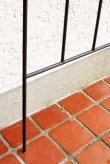 画像5: 輸入家具 アラベスク トレリス アイアン フェンス ガーデニング エクステリア フレンチ アンティーク風 Covent Garden コベントガーデン GZ-34 (5)