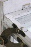 画像6: 輸入雑貨 デボラ ショーケース 飾り棚 コベントガーデン Covent Garden シャビーシック リビングスタジオ フレンチ アンティーク キャビネット ガラスケース KK-01 (6)