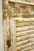 画像7: 輸入家具 カナロア ミラードア Covent Garden コベントガーデン LW-59 壁掛け ドアパネル シャビーシック ブロカンテ アンティーク風 (7)