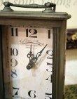 画像2: 輸入雑貨 クロック カフェ ドゥマゴ コベントガーデン Covent Garden NO-85 置時計 アンティーク風 アイアン シャビー (2)