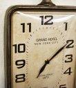画像4: 輸入雑貨 アンダーパス ハングクロック Covent Garden コベントガーデン NY-05 壁掛け 掛時計 モダン クラシック インダストリアル (4)