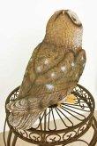 画像4: 輸入雑貨 ステア― オウル Covent Garden コベントガーデン TS-08 フクロウ ふくろう 鳥 オブジェ 置物 癒し系 かわいい シャビーシック アンティーク風 (4)