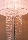 画像3: 輸入雑貨 フロアスタンド フロアライト 照明 ランプ クリスタル シェード ピンク モダン ゴージャス エレガント シンプル ALINA-F3DP 送料無料 (3)