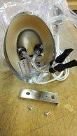 画像5: 輸入家具 ブラケット ウォールランプ 2灯 シャンパンゴールド 照明 壁掛け エレガント ゴージャス 姫系 LED対応 GLXY-2WCP ギャラクシーII (5)