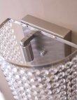 画像7: 輸入雑貨 ブラケット ウォールランプ シャンデリア 壁面照明 クリスタル アイアン モダン クラシック エレガント 姫系 LED対応 LEXI-W2D (7)