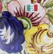 画像4: イタリア製 輸入雑貨 傘立て 陶器 花柄 ローズ ブルー イエロー グラフィート  Ilponte イルポンテ トスカーナ アンティーク風 送料無料 93764 直輸入 リビングスタジオ (4)